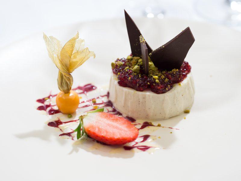 Desserts & Grappa
