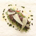 Tagliata de Filet de Bœuf Grillé sur Salade de Roquett - 2